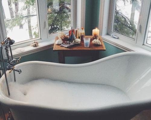 пена для ванны своими руками, как сделать пену для ванны